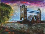 84 - Tower Bridge opening