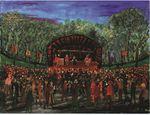 167 - Rock concert in Hyde Park